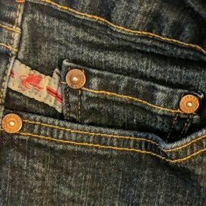 Parasuco Jeans - Parasuco jeans straight boot cut, size 31/32